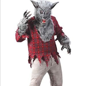 Fun Worlds Adult Werewolf Costume